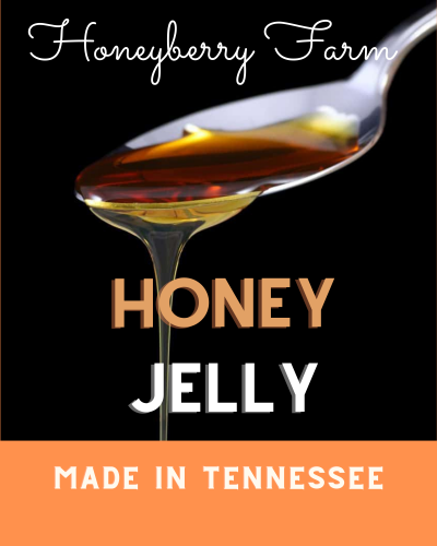 Honey Jelly Made in Tn